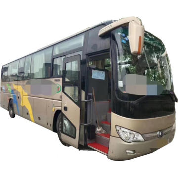 Used Yutong 6119 LHD tourism coach for sale