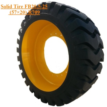 Skid Steer Caterpillar Ban Padat FB20.5-25 R709