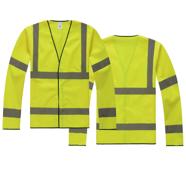 Long Sleeve Safety Vest