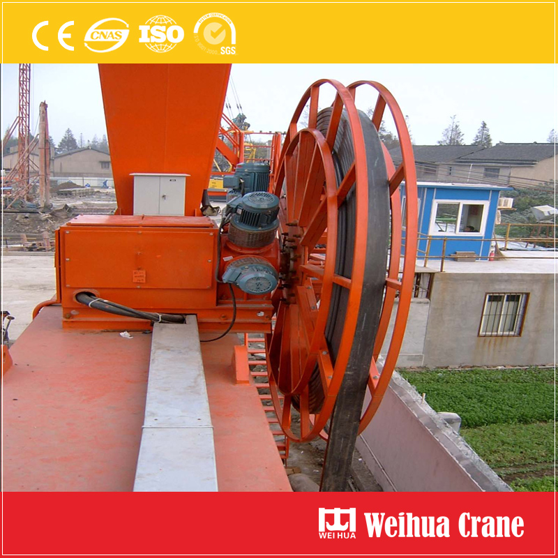 Crane Cable Reel