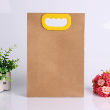 Heat Sealed Laminated Foil Stand Up Flour Bags