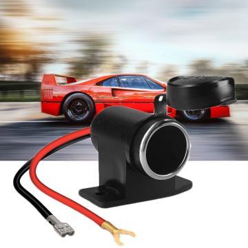 Creative Car 1 Way Car Lighter Splitter Charger Power Adapter DC 1 Port Plug 12V-24V splitter lighter cigarettee lighter
