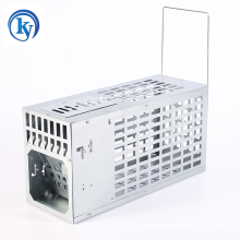 Reusable Rat Bait Station Catcher Mouse Cage Trap