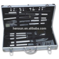 18pcs Barbecue Tools Set with Carry Case