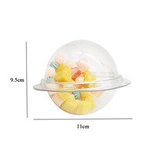 Transparent Plastic Balls Clamshell Blister Packaging