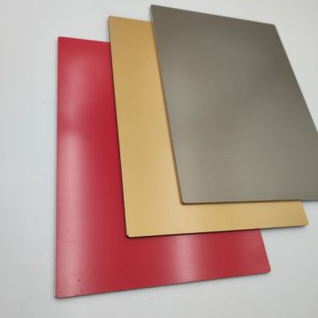 Building Material Fireproof Aluminum Composite Panel
