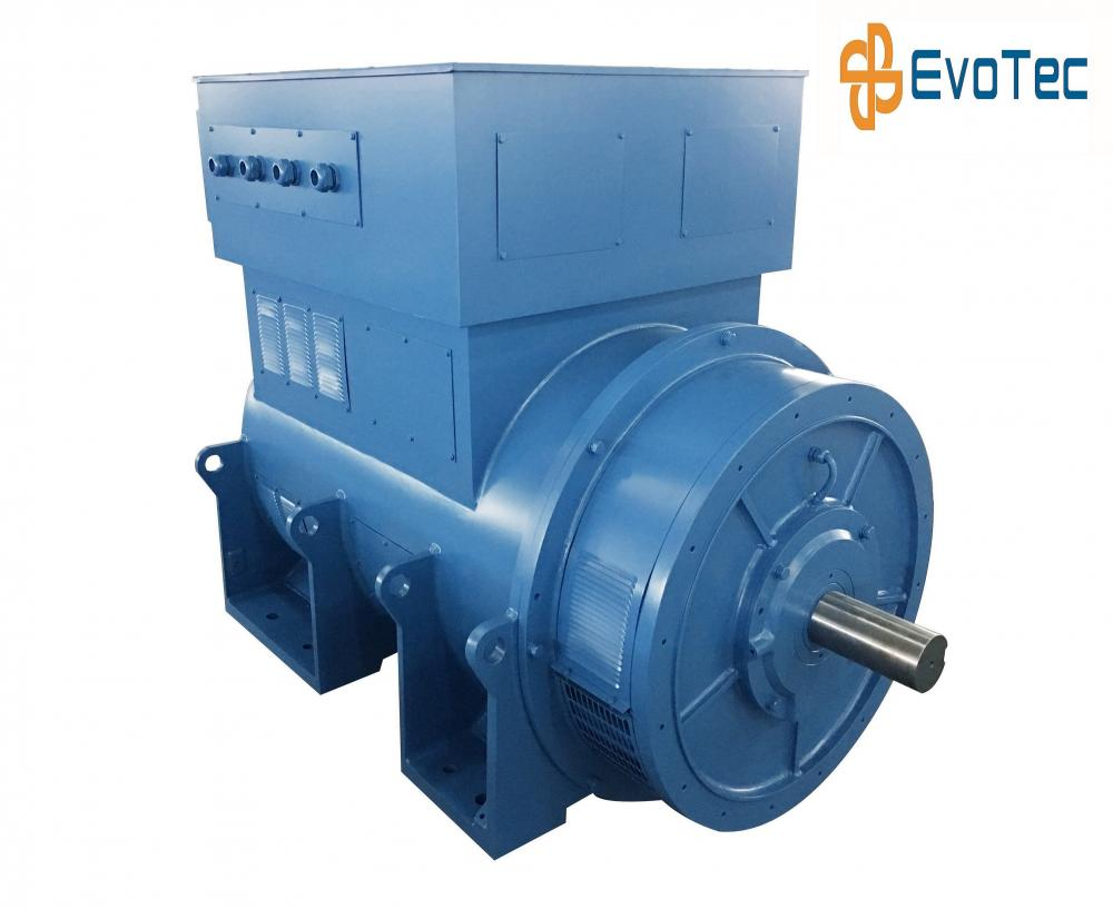 Industrial Electric Generator 6300V