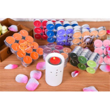 Best Selling Colored Scented Tealight Candles