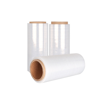 Eco friendly compostable industrial pallet wrap