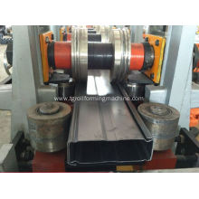 Rack And Shelf Steel Box Beam Machine