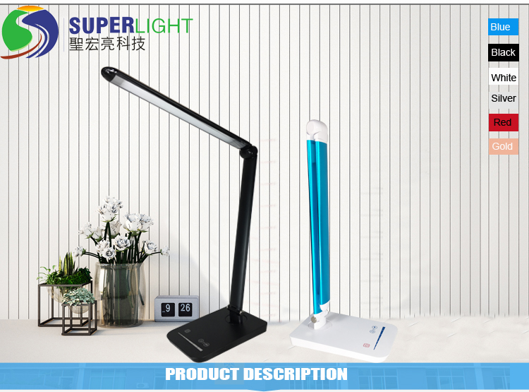 Bedroom Office Hotel Decorating Lamp