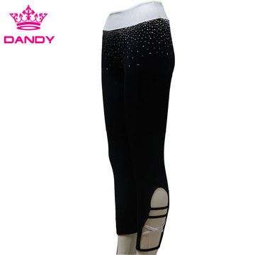 Custom training leggings yoga pants