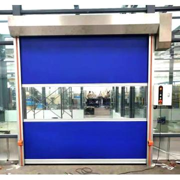 Automatic Rapid Roll Up High Speed Door