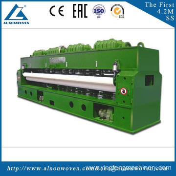 ALNP-6300 Working width 6300mm embedding materials for automobiles Needle Punching Machine