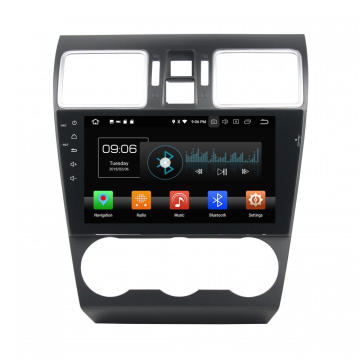 car stereo head unit for WRX Forester 2016-2017