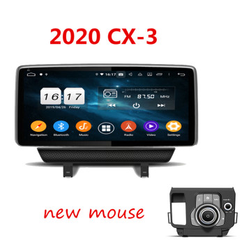 Android 9 car dvd gps for Mazda CX-3