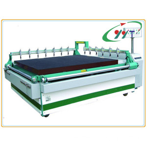 Semi-Automatic Glass Cutting Table (YYT-BZDQG)