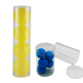 Wholesale PET Candy Storage Clear Plastic Cylinder Box