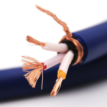 High Quality FP-3TS20 Type OFC Copper power cable sold per meter hifi power cable End AC Power Cable