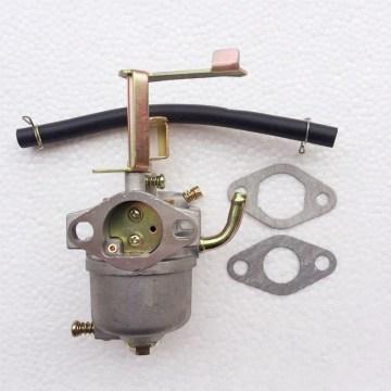 Replace Huayi 154 156 Carburetors kit for Gasoline Generator Starter zinc material generator use Carburetor parts