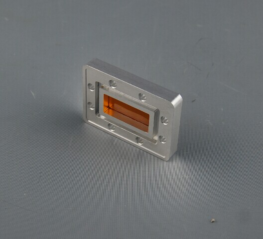 A BJ9-BJ320 waveguide pressure window