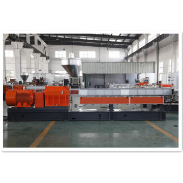 Twin Screw Extruder And Pelletizing Machine