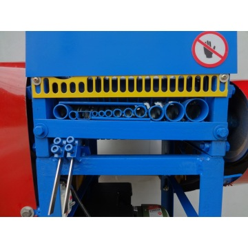 Enamel Copper Wire Stripping Machine