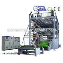 2017 High quality 1.6m SS PP nonwoven fabric making machine