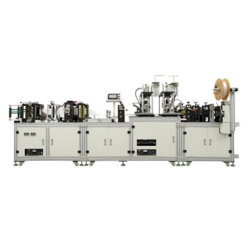 High Speed Stable Automatic Folding N95 Mask Machine