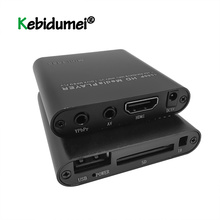 HDD Multimedia Player Full HD 1080P USB External Media Player With HDMI-compatible SD TV Box Support MKV H.264 RMVB Player 21