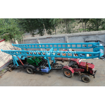 YKRC200m depth Reverse Circulation Water Well Drilling Rig