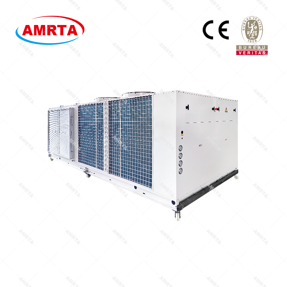 Portable Air Cooled DX Packaged Rooftop HVAC System