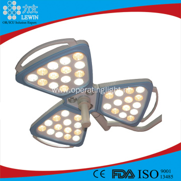 Single dome LED Shadowless Operating Lamp