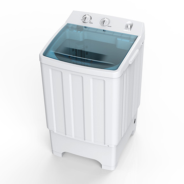 Plastic Transparent Cover 13KG Single Tub Washing Machine