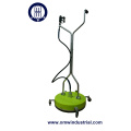 "Surface Cleaner 20"" with vacuum port and Wall / Layer"
