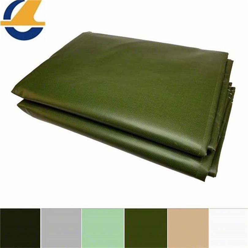 Stronger Durable Vinyl Canvas Tarps