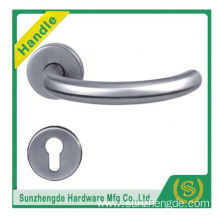 SZD STH-118 Factory Hot Selling Stainless Steel Glass Square Door Pull Handles 304 with cheap price