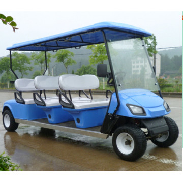 affordable 48v 6 person battery powered golf cart