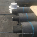 Low resistivity graphite electrode