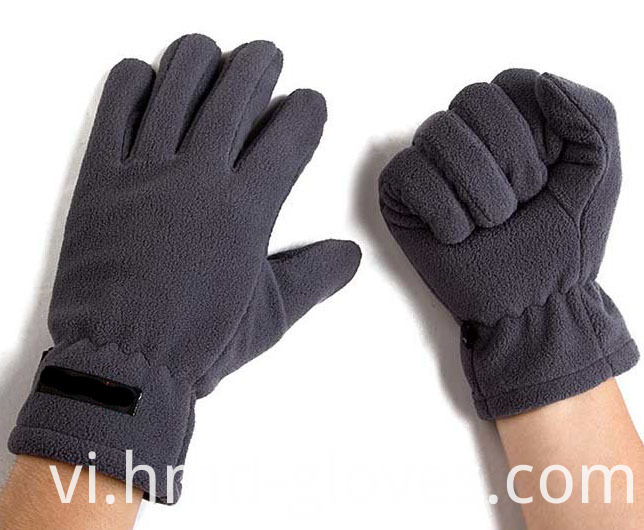 Fleece Gloves 2