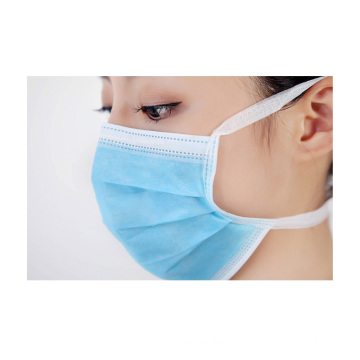 Disposable Medical Non-sterilized Face Mask ASTM F2100-19