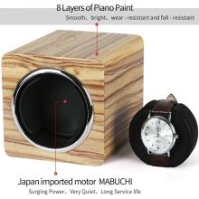Watch winder safe boxes quiet mabuchi motors