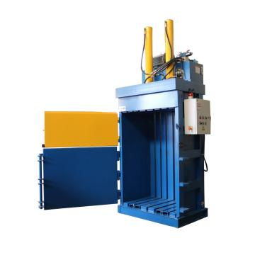 Vertical hyduralic baling machine with CE