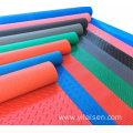 Professional coin embossed floor mat roll