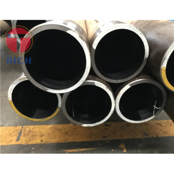 GB/T 3639 Seamless Cold Drawn Precision Steel Tubes