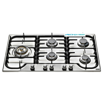 Table Top Gas Cooker StainlessSteel Kitechen Appliance