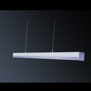 LED Linear Light for Office ụlọ ọrụ Na-azụ malls