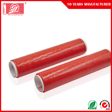 Red Stretch Film for Pallet Wrap Machine