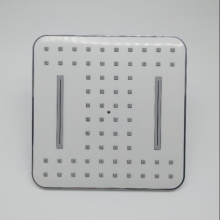 Mounted Square Rainfall Shower Head