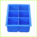 BPA Free Ice Cube Tray Silicone Mold